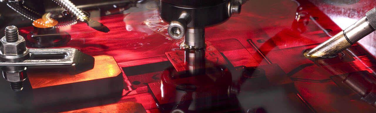 Toolcraft Spark Eroding