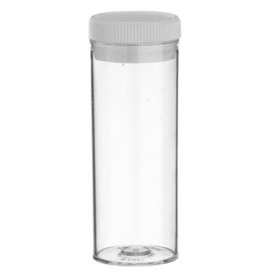 Vial -  8 Dram Clear Push / 27.5ml